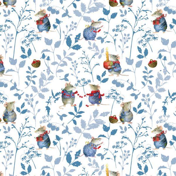 Patchworkstoff Stoff von Acufactum illustriert von Daniela Drescher