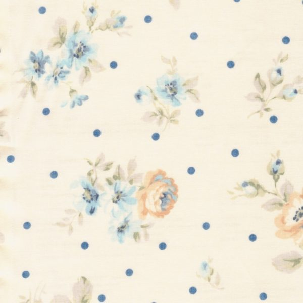 Lecien,Rosenstoffe,Stoffe,Patchworkstoffe,Durham Quilt Collection,