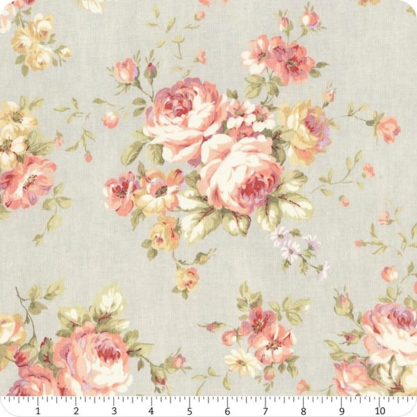 Rosenstoffe,Lecien,Stoffe,Durham Quilt Collection,