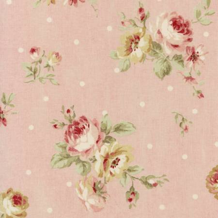 Rosenstoffe,Lecien,Stoffe, Durham Quilt Collection, Stoffe,