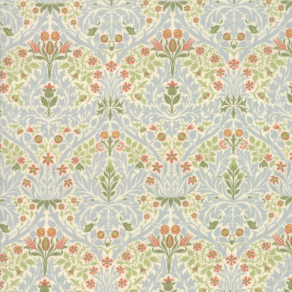 Moda, Stoff, Jugendstil,William Morris,
