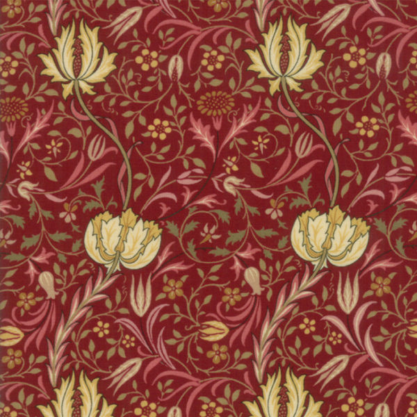 Jugendstil,William Morris, Patchworkstoffe, Morris Garden,7331-13,