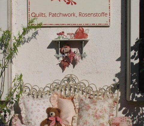 Rosequilts Laden