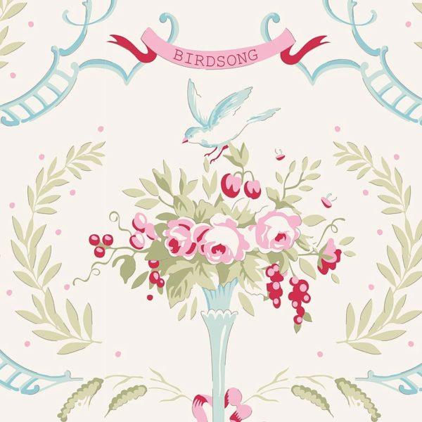 Tilda, Old Rose, Patchworkstoffe,Stoffe,