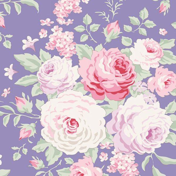 Tilda,Patchworkstoffe,Old Rose,Lydia,