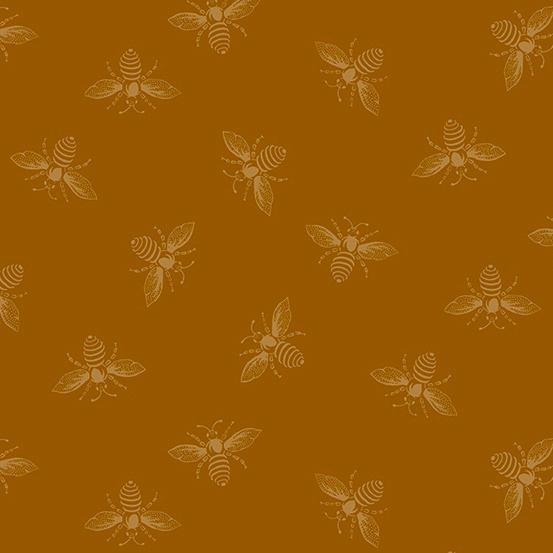Patchworkstoff von Rene Nanneman die French Bee