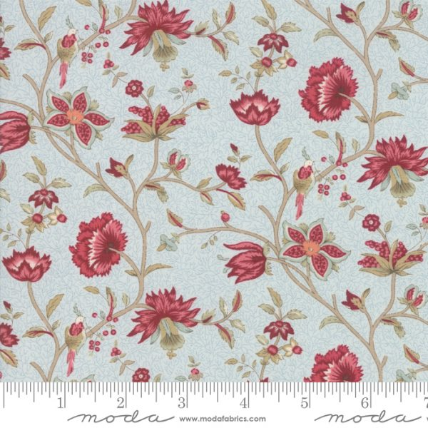 Patchworkstoff der Desinger von French General ideal für leichte Französische Quilts.