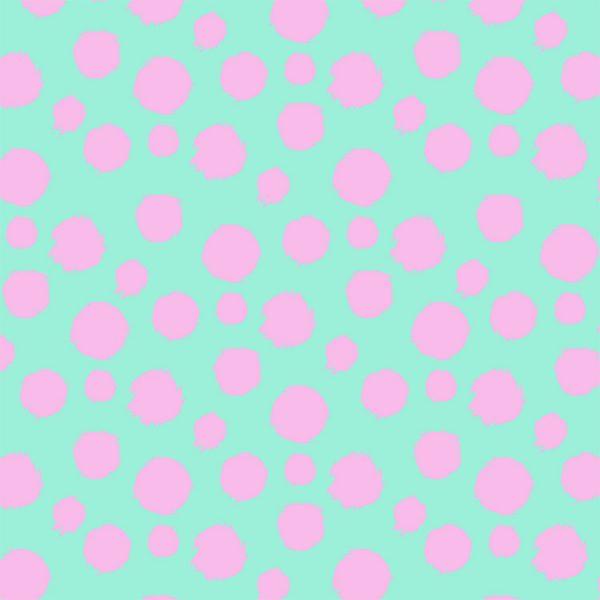 Patchworkstoff von Tula Pink der Stoff Fur Ball
