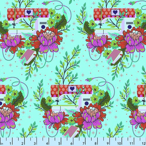 Die neue Patchwork Kollektion von Tula Pink Home made
