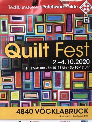 Quilt Fest 2020 Vöcklabruck