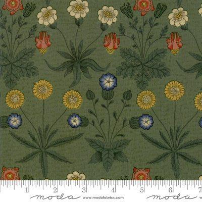 Jugendstilstoff von William Morris